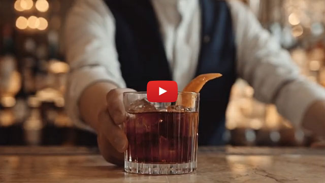YouTube video for Sonia's Negroni
