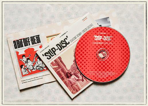 Slip-Disc CD