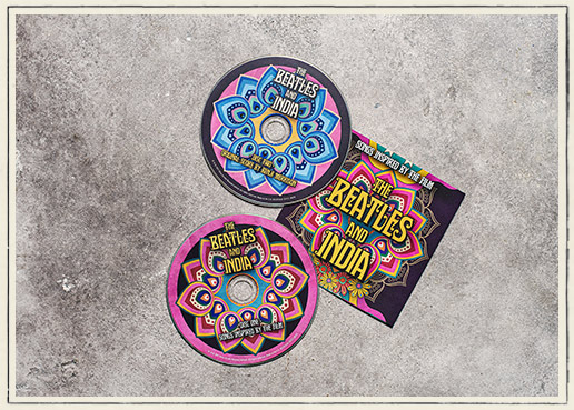 The Beatles and India CD