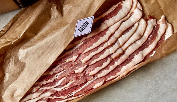 Bacon Naan Roll Kit